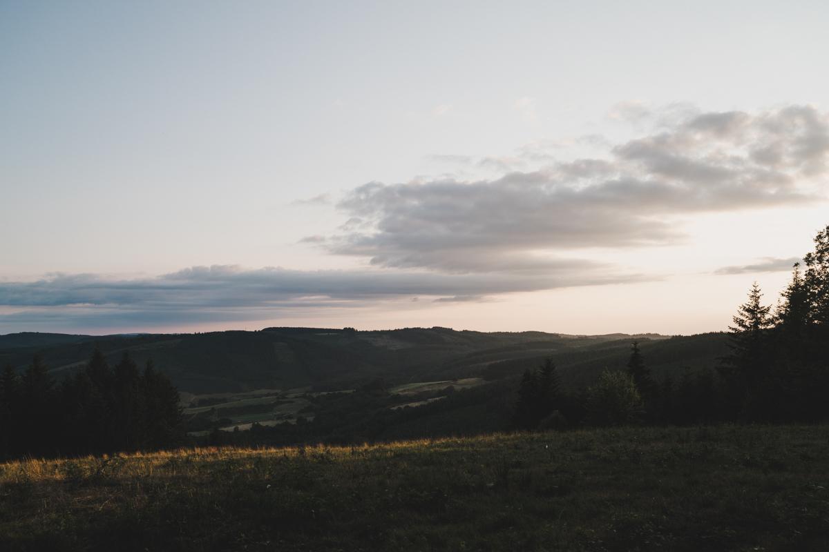 Week-end en Corrèze, Mont Bessou