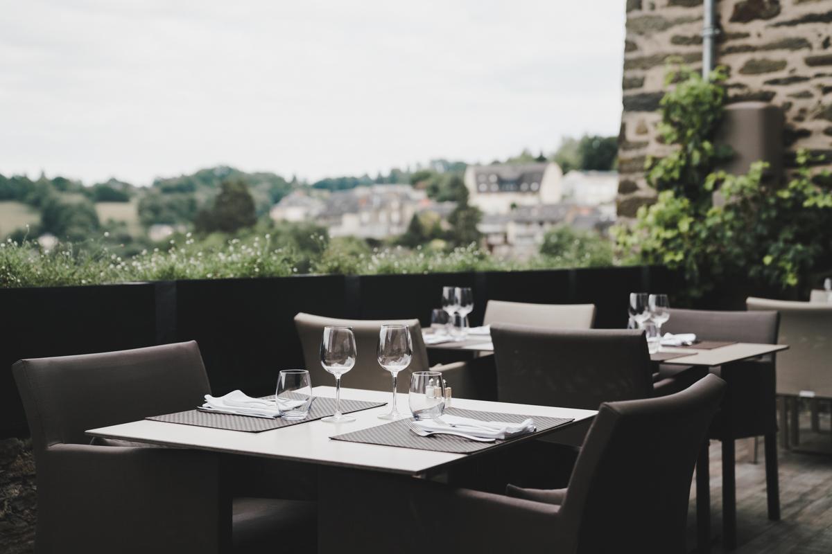 Week-end en Corrèze, Hôtel Joyet de Maubec