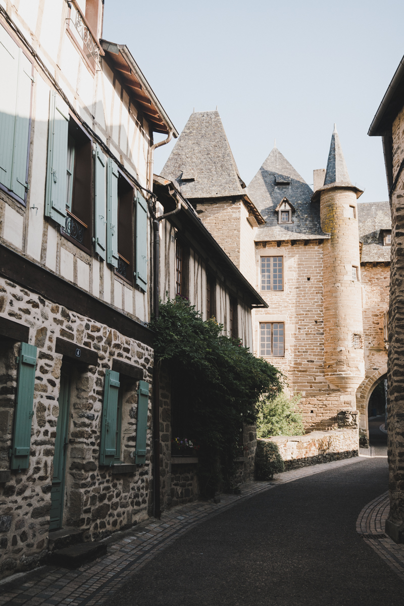 Week-end en Corrèze, Uzerche