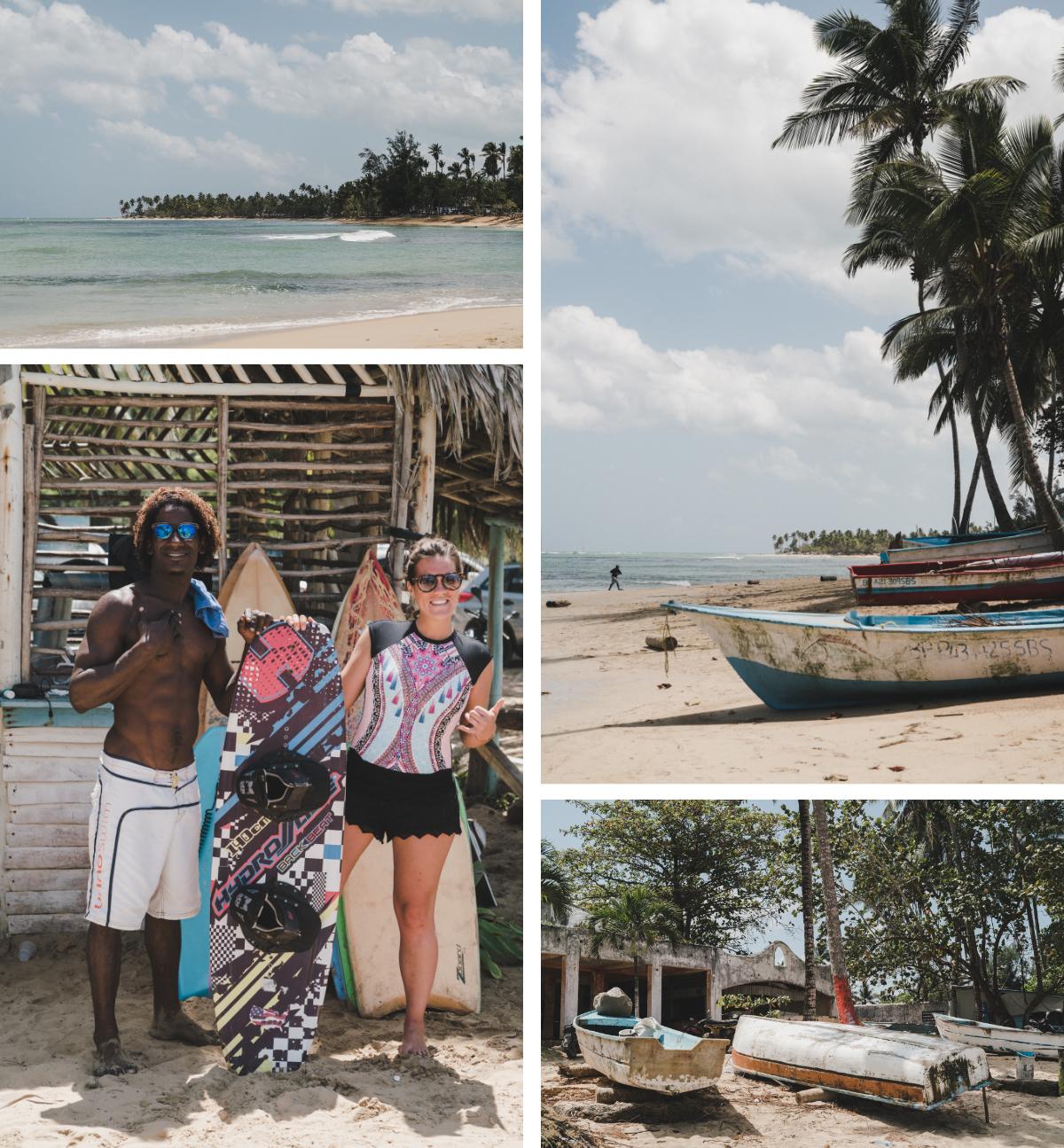 Voyage en République Dominicaine, playa Coson