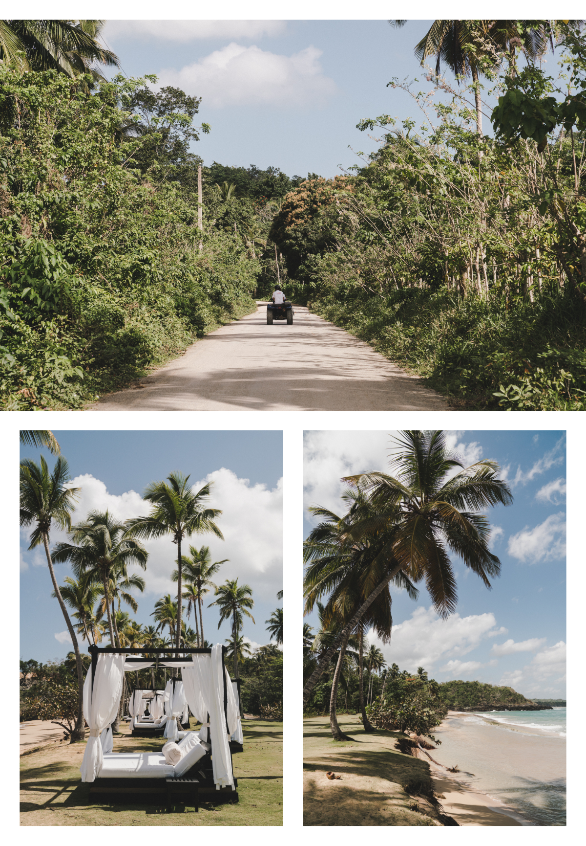 Voyage en République Dominicaine, playa El Moron