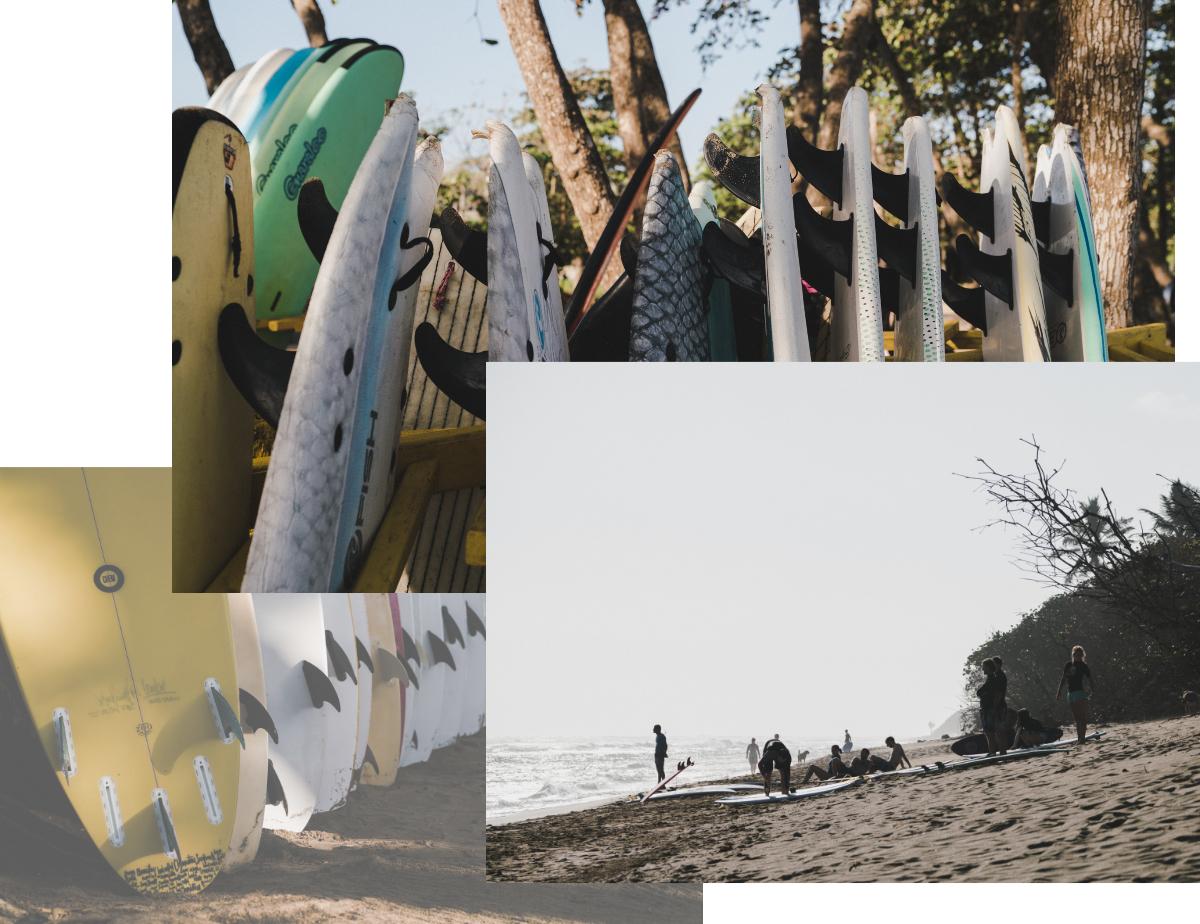 Voyage en République Dominicaine, Playa el encuentro