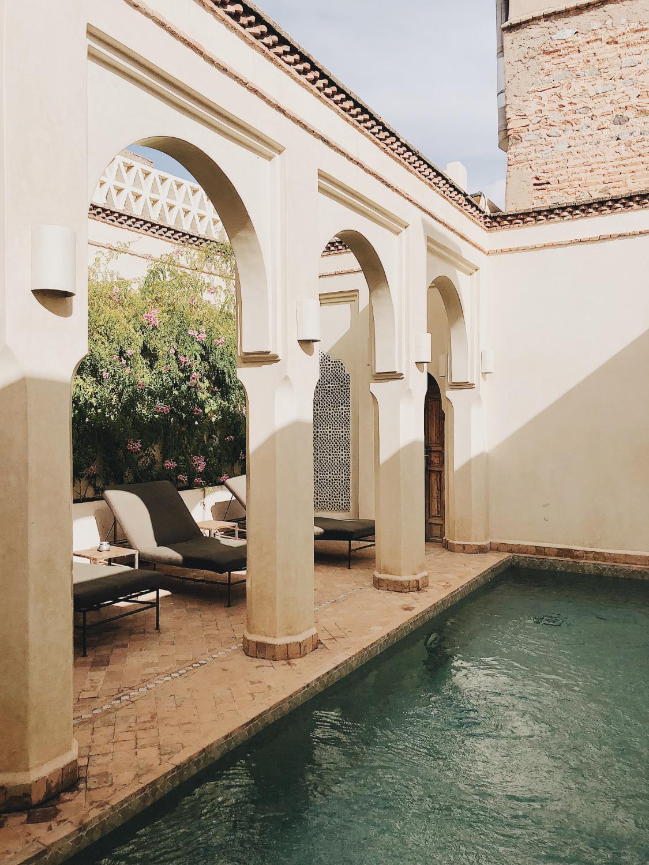 Dormir dans un riad à Marrakech : la Villa Nomade de Voyageurs du Monde