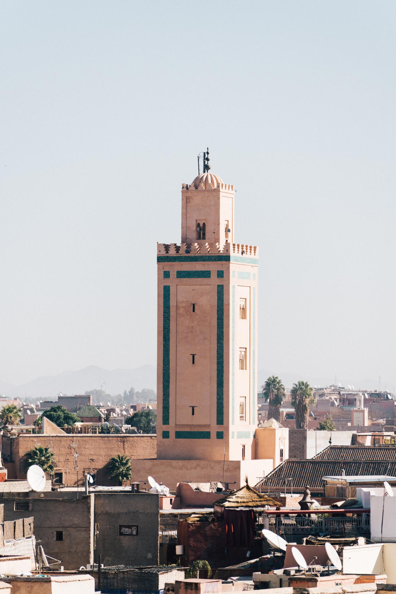 Coup de coeur : le Jardin de Secret de Marrakech.